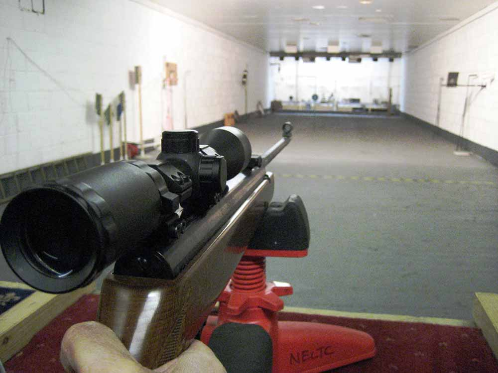 Airgun members at NE Lincs Target Club