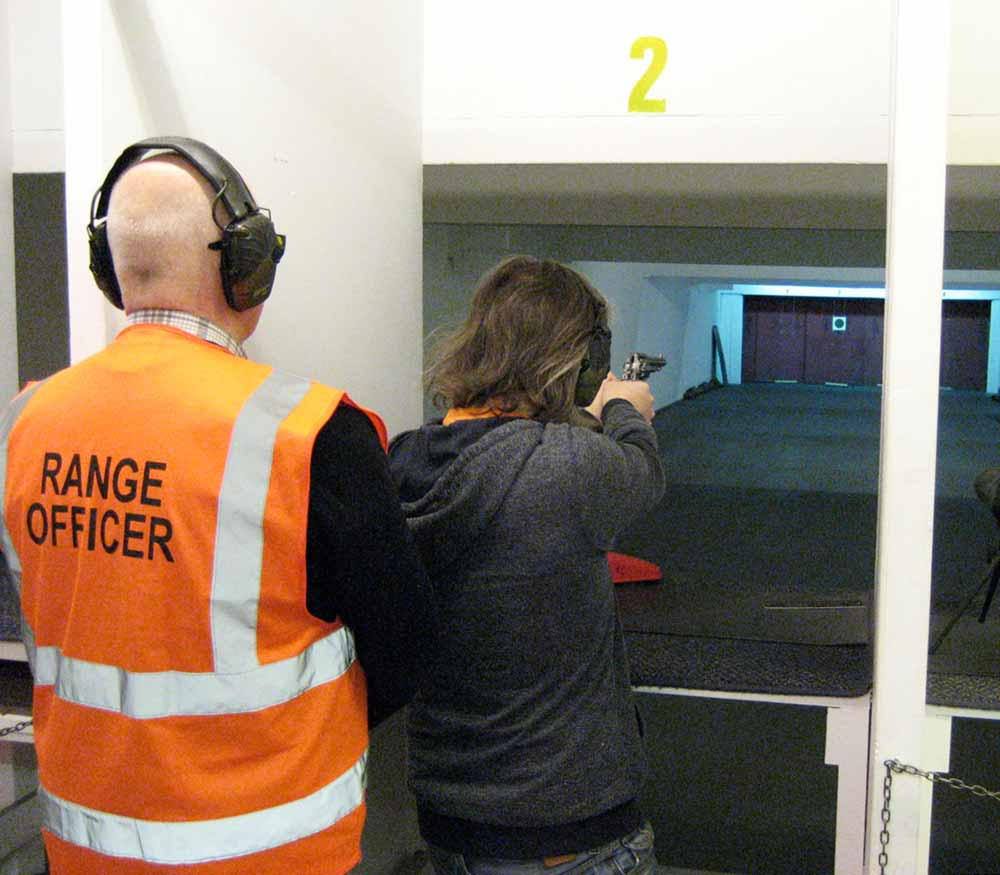 Probationary member at NE Lincs Target Club